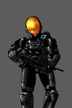 Spartan by Wrenchsman