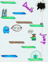 Doodle Jump by Lapapolnoch