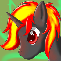 Bloodfire Icon by AC-whiteraven