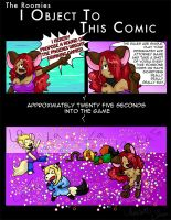 :Roomies Object to this comic: by CharlieIsAMystery