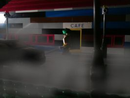 Welcome to Lego Silent Hill by Illy251