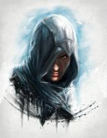 We work in the dark, to serve the light'...Altair by xAteyox