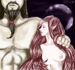Different ones (inspired by khal and khaleesi) by Leptospyrra