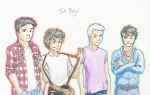 The Boys (2014) by Mababwion1