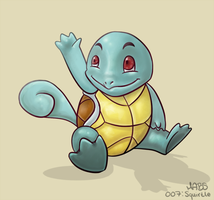 007: Squirtle by Mabelma