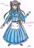 December-san by HummerH3