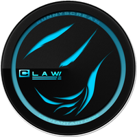 -Claw- Logo , What ya think ? by bunnyscream