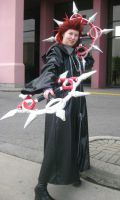 AN11 Axel by animenorth2011