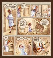 Webcomic - TPB - Long Overdue - Page 27 by Dedasaur