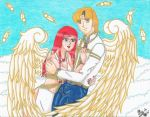 Together in Heaven by Lily-de-Wakabayashi