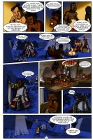 Kamau: Quest for the Son p.22 by Kebiru