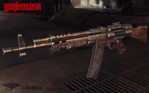 Assault Rifle 1946 by panick