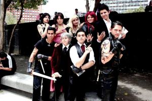 All Sagas ( Cazadores de Sombras ) by AlexiaDeath10