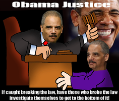 obama justice by FlipswitchMANDERING