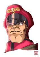 M.Bison/Vega by Shadaloo1989