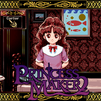 Princess Maker - Cursor by UltimeciaFFB