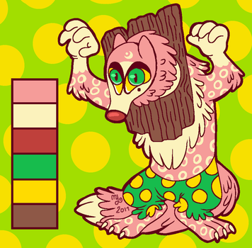 Berry ref by Angry-Baby
