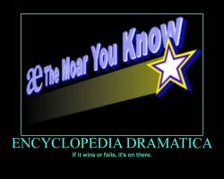Encyclopedia Dramatica DMP by Sketchy2TheMaxV2