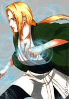 Tsunade - I Will Settle This by xXHancockXx