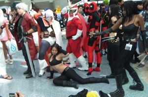 East met West-Devil May Cry, Viewtiful Joe, Marvel by trivto