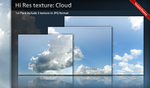 Texture Cloud Pack 01 by ncrow