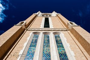 Church Tower by creynolds25