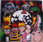 Earthbound Tile by Taaragh