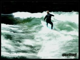 Surfin' by Elessar91