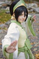 Toph Bei Fong by FirehawkCosplay