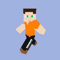 Me in Minecraft by Tryzon