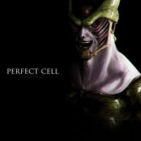 Perfect Cell by Geokeeno