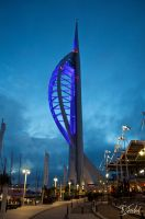 Spinnaker Tower 1 by richardsim7
