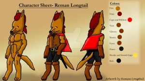 Reman Longtail- Character Sheet by remanlongtail