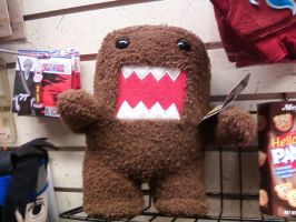 domo doll by HisLover13