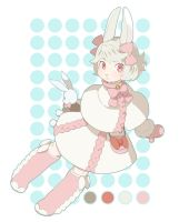 rabbit ribon by wscw
