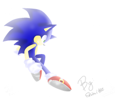 Sonic.. by Shimi182