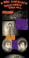A (late) BBC Sherlock Halloween Special by Onewingedjeeby