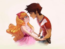 Iris and Nathaniel by Ebiko-chan