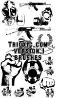 trioxic.com version 1 brushes by trioxic
