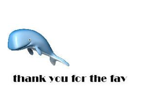 Thank You For Whale by bluartdesign2012