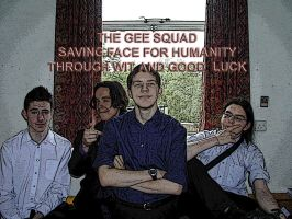 The Gee Squad by Drent