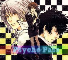 Psycho-Pass by Purple-Meow
