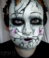 Latex Doll Mask by PlaceboFX