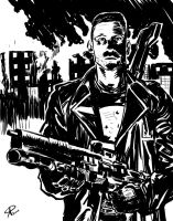 The Punisher by klaatu81