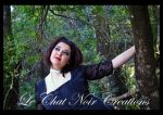 Gothic Snow White_II by LeChatNoirCreations