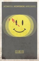 Watchmen Poster - Film Teaser by Temidien