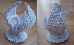Swan by Tiofrean