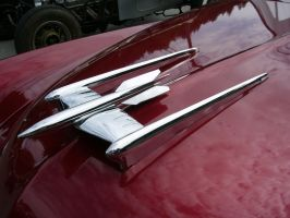Drive With The Oldsmobile 88 Rocket of 1950 by RoadTripDog