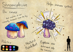 Espial World Design Challenge: Shroomsplosive by Lazy-a-Ile