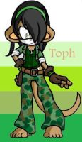 Toph....THE MOUSE by gamergrl